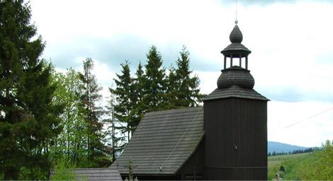 Kościół drewniany w Kamieńczyku